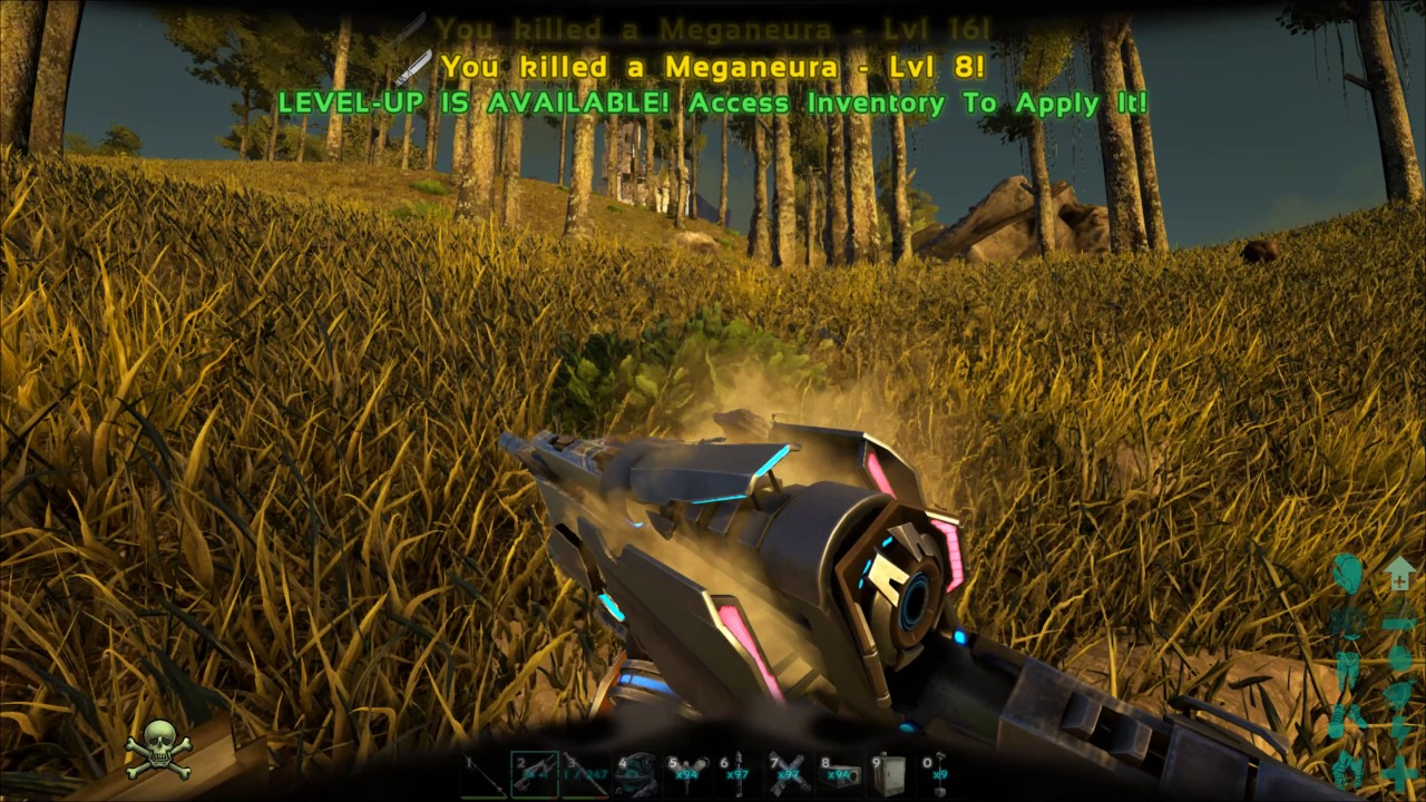 Ark Tek Tier Gear Update Admin Commands: Ark Survival Evolved