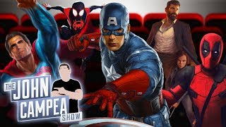 Ranking The 10 Best Comic-Book Movies Of The Decade - The John Campea Show