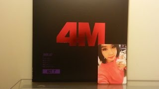 [UNBOXING] 4Minute - ACT7 Mp3
