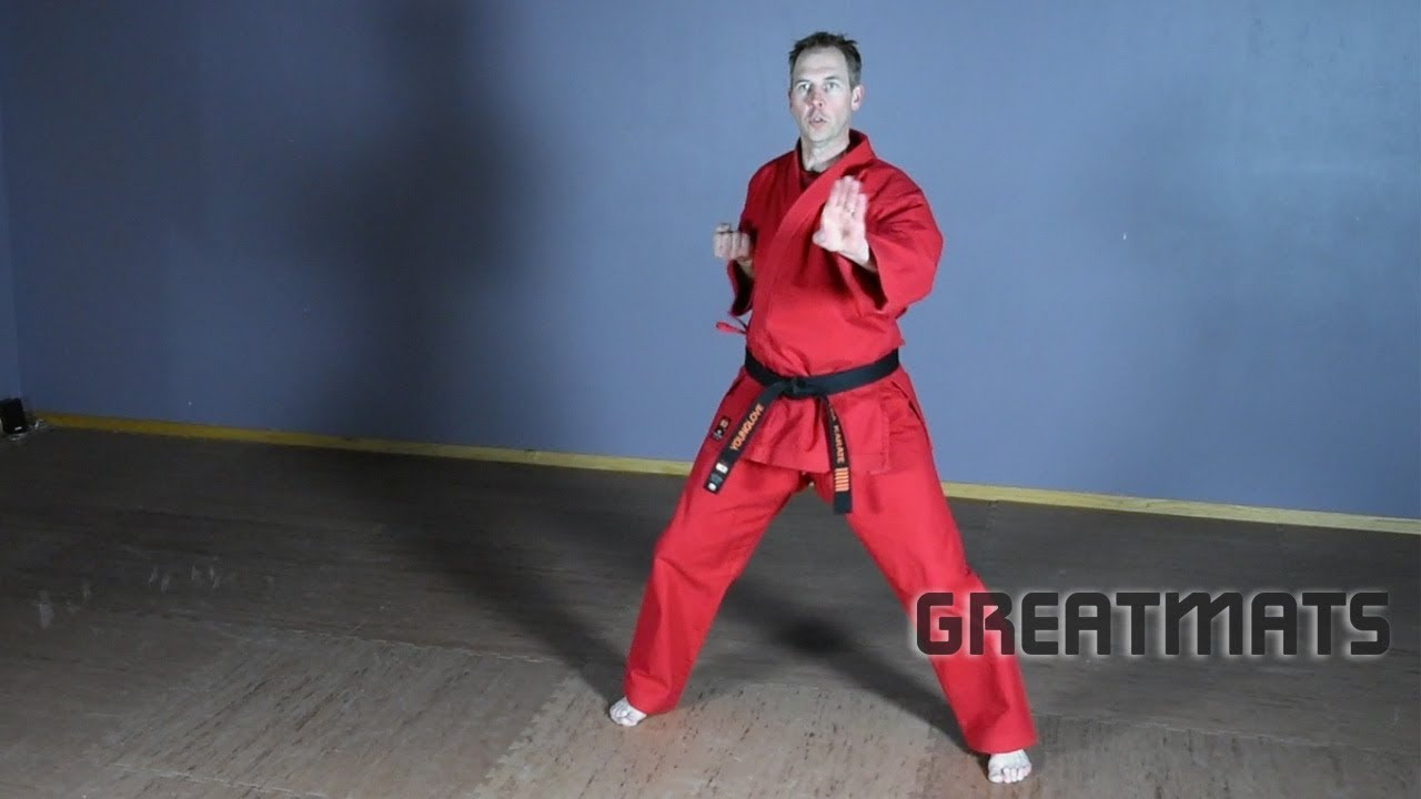 Elite Karate Mats by Greatmats