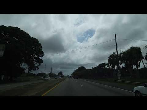 Desde Isabela hacia Aguada,Puerto Rico