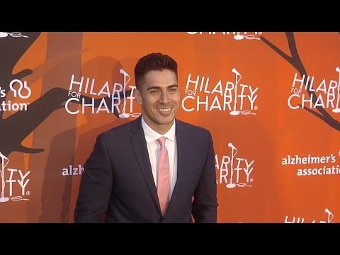 Michael Galante at Hilarity for Charity's 5th Annual LA Variety Show Black Carpet