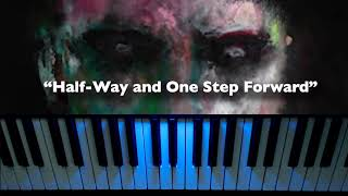 Marilyn Manson - Half-Way and One Step Forward (Keyboard Cover)