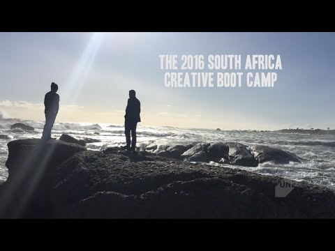The 2016 South Africa Creative Boot Camp