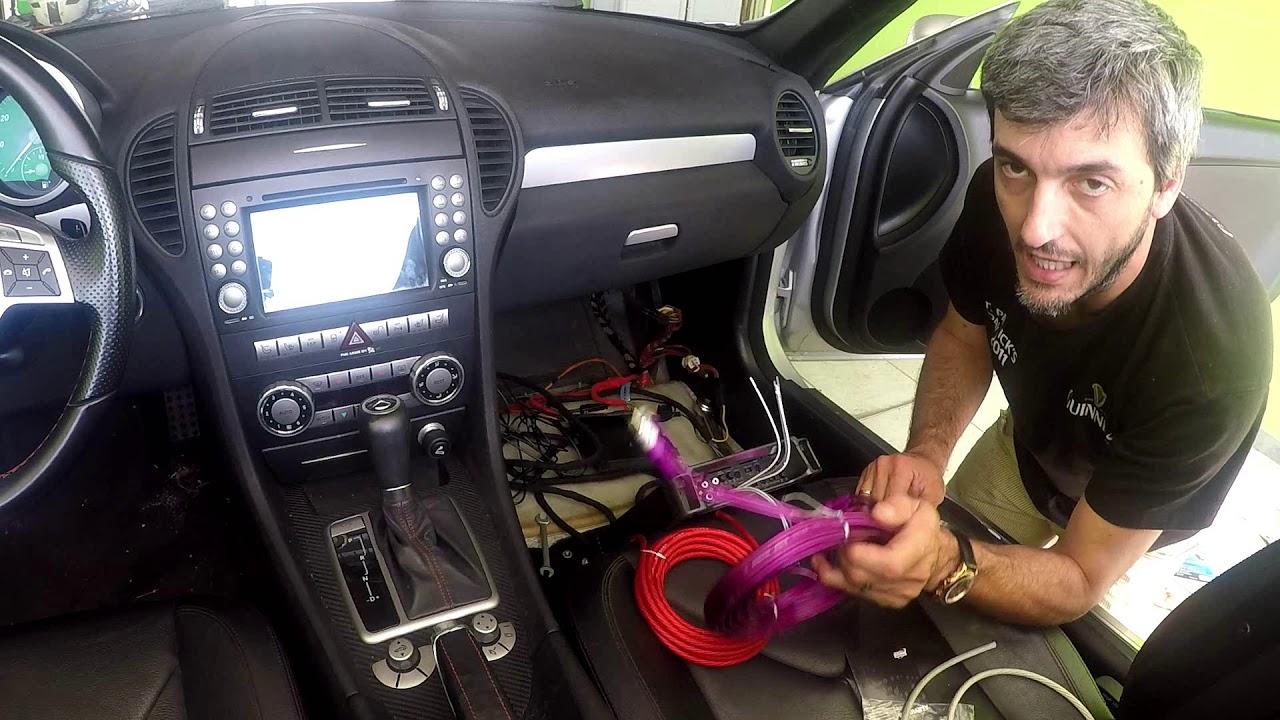 come si fa a collegare amplificatore per auto cosa fare quando tuo marito è su siti di incontri