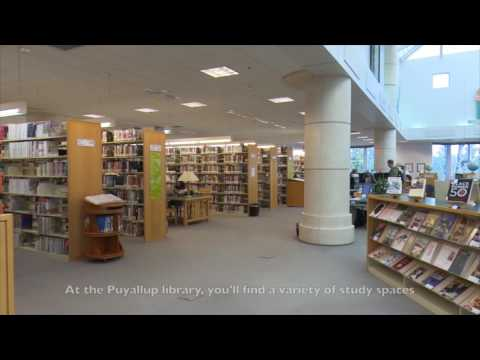 Pierce College Libraries -- College Success overview