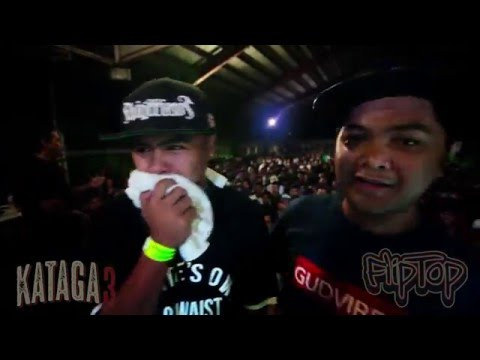 FlipTop - Batang Rebelde vs Icaruz