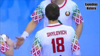 Гандбол.Беларусь - Германия ! Чемпионат Мира 2017 ! WHC 2017 Belarus - Germany !