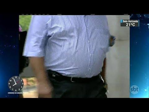 Pacientes diabéticos do tipo 2 poderão fazer cirurgia bariátrica | SBT Brasil (07/12/17)