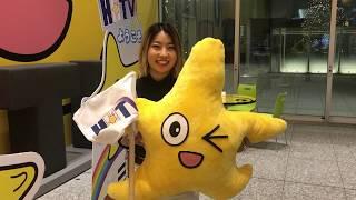 テーマソング担当 Rihwaさんからのメッセージ!> HTB開局50周年ドラマ...