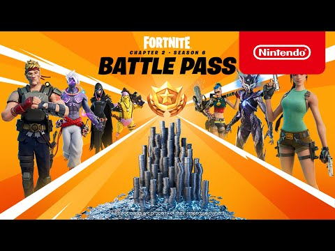Vending Machines Fortnite Season 6 Video Fortnite Chapter 2 Season 6 Battle Pass Trailer Nintendo Switch Videos De Juegos En Minijuegos