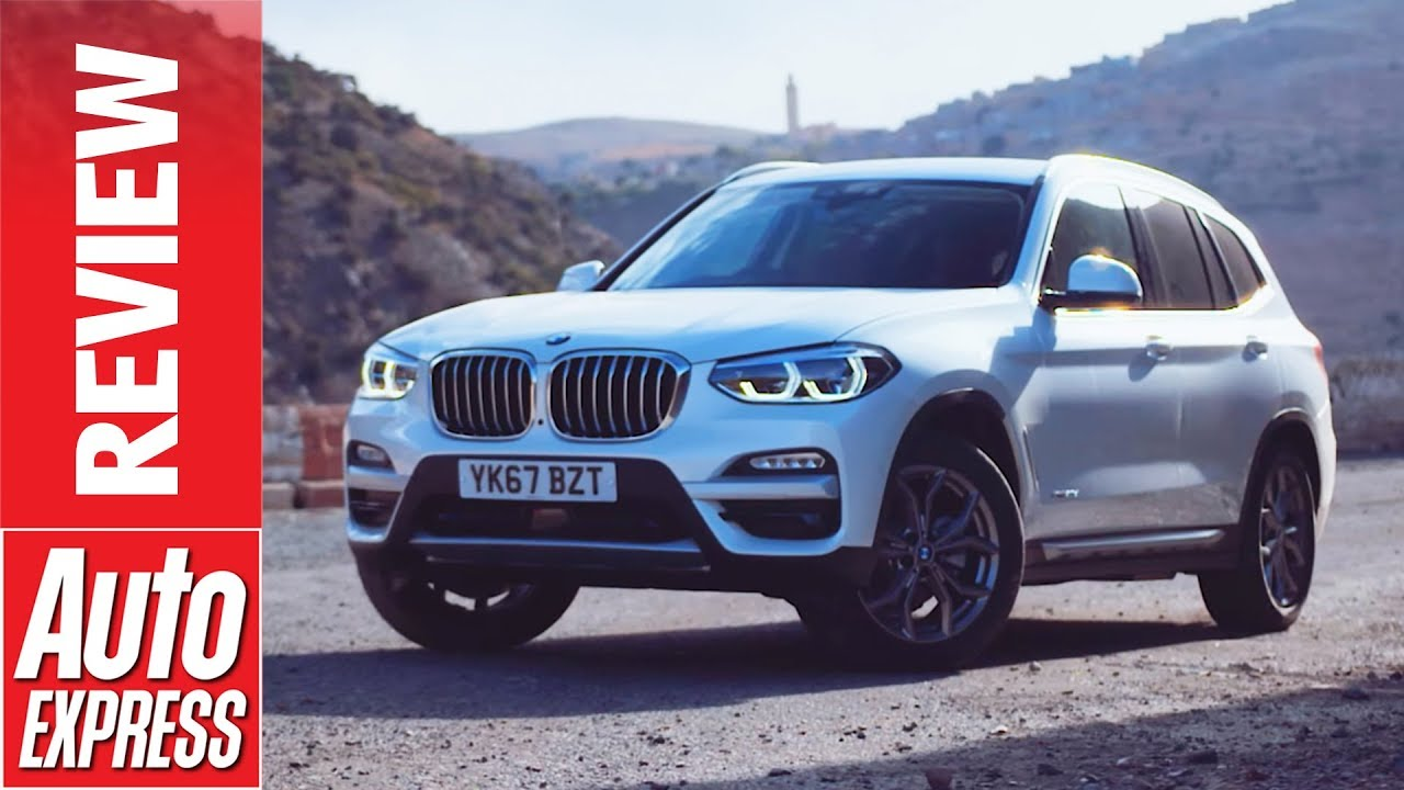 New Bmw X3 Review Luxury Mid Size Suv Hits Back At Mercedes Glc And Volvo Xc60