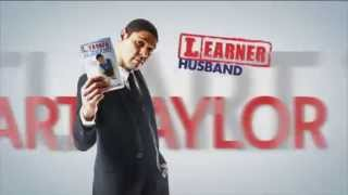 Stuart Taylor - Learner Husband Book Tour - TV Promo ( Cape Town & Johannesburg )