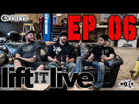 Lift it LIVE EP 006: Leveling Kits, Level Lifts, and Suspension Lift Kits