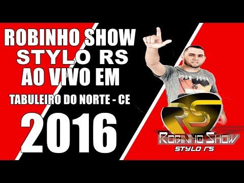 Robinho Show Em Tabuleiro - CE -