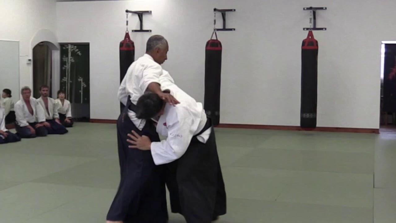 T. Diagana, Aikido Seminar, 5-18-19