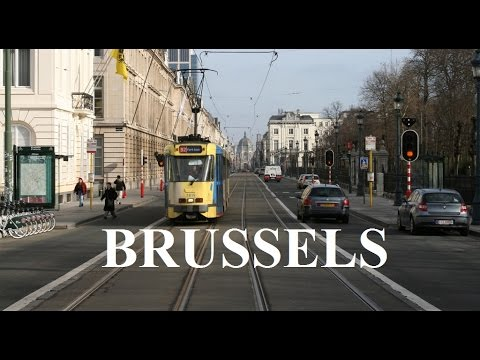 Belgium/Brussels/Bruxelles (Walking Tour) Part 2