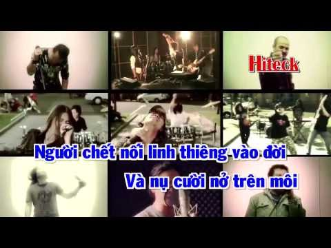 [Karaoke HD] NỐI VÒNG TAY LỚN (ROCK) - All Star VIET NAM