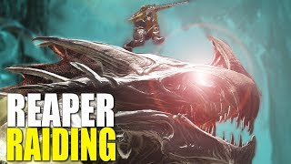 REAPER RAIDING -Official 6 man Small Tribe Servers - Ark: Survival Evolved - Ep.11