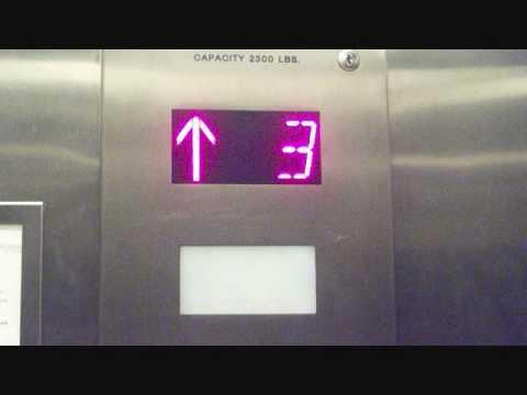 Schindler Traction Elevator @ Comfort Inn & Suites (LaGuardia Airport)