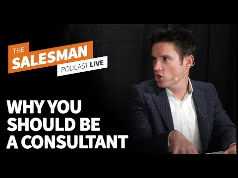 Be A Sales Consultant, Not A Sales Pest With Daniel Barber