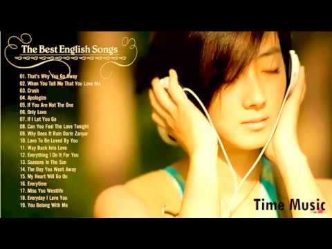 Best English Love Songs jukebox