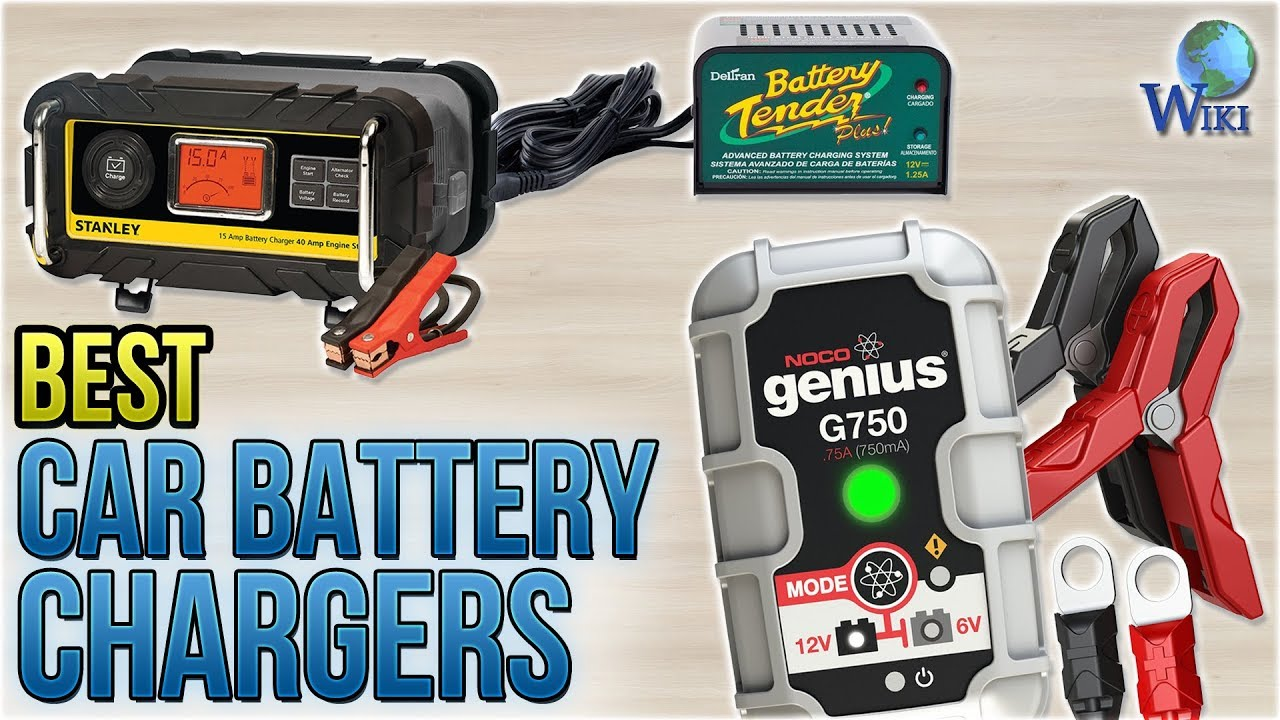 10 best car battery chargers 2018 youtube