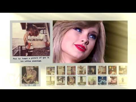 Taylor Swift 1989 Album Mashup