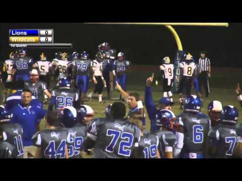 Football - Hixson vs Red Bank