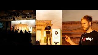 SymfonyLive Berlin 2018 - Tobias Nyholm - Keynote: Symfony without the Framework Bundle