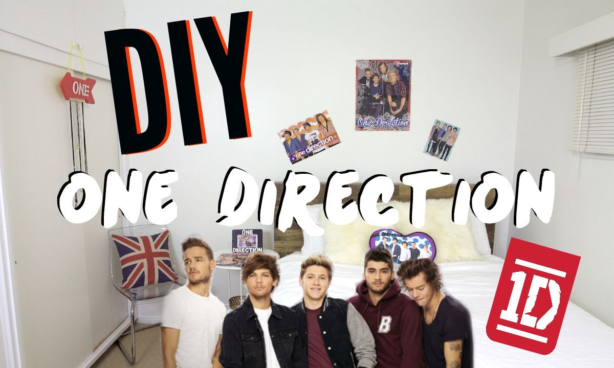 Diy One Direction Wall Decor : Diy one direction room decor cheap simple