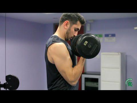 Dambıl Bicep Curl Nasıl Yapılır | AĞIRSAĞLAM | How to
