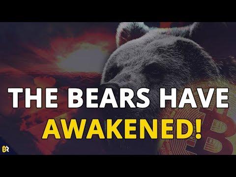 Have the Bears Been Awakened? #Bitcoin Technical Analysis (10-12-18)