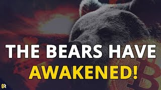 Have the Bears Been Awakened? #Bitcoin Technical Analysis (10-12-18)