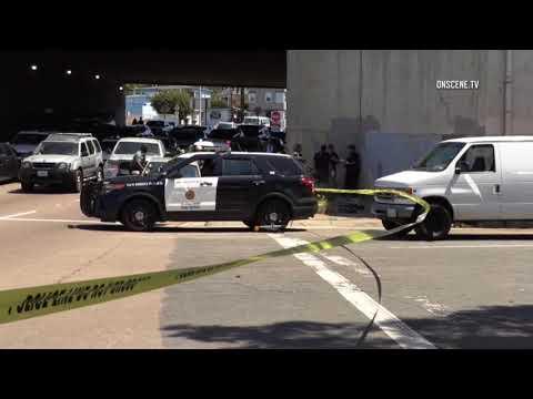 San Diego: Suspicious Death Investigated 04142018