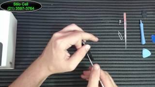 Moto X2 como abrir, troca do frontal