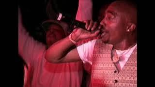 2pac - California Love [Live at Club 662] [1995]