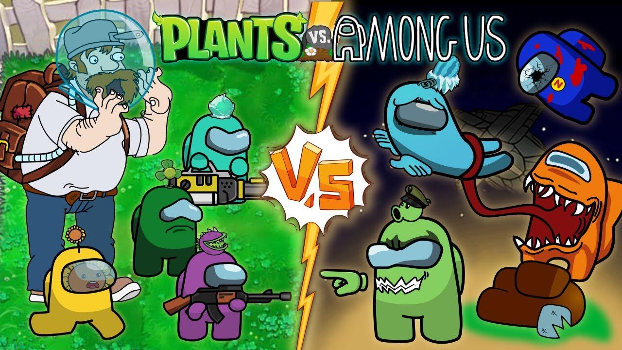 Among Us Zombie Season 1 - Episode 02 - Plant vs Zombies Animation (Series 2021)