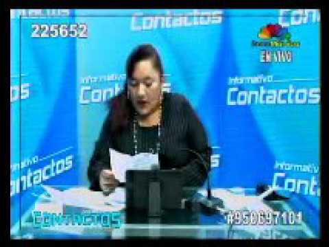 Informativo Contactos - Radio Santa Mónica - Cusco