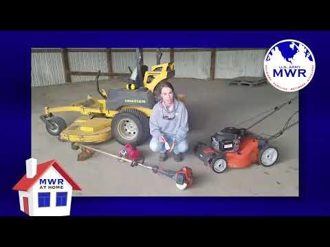 Lawn Equipment Tips