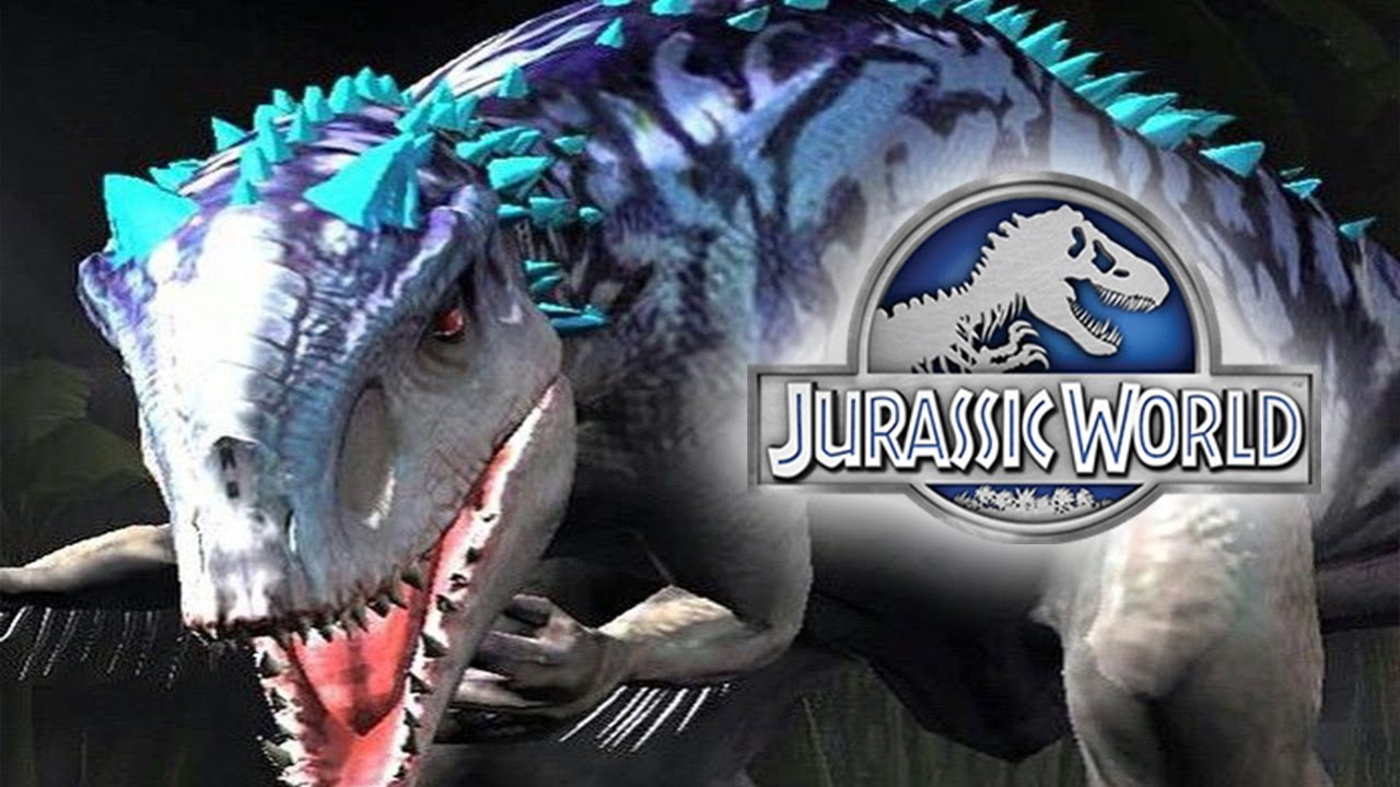 Jurassic World New Hybrid Update - Indominus Rex