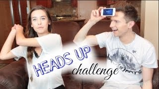 Heads Up Challenge w/ Ricky Dillon! Thumbnail