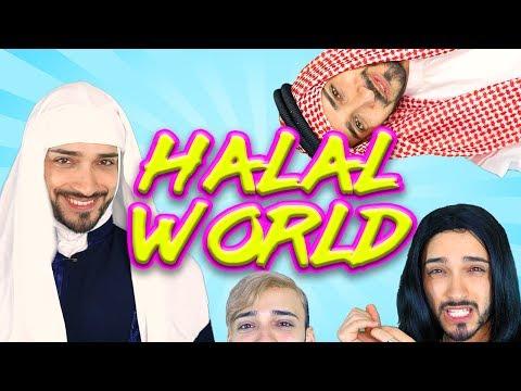 HALAL WORLD | The Muslim MTV Real World Parody