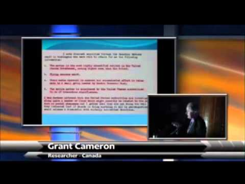 Grant Cameron - Best Evidence of UFO Cover Up