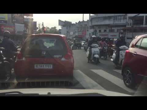 Traffic violation Calicut