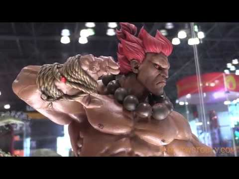 NYCC 2017: Pop Culture Shock - Mortal Kombat, Power Rangers, Street Fighter