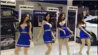 Bangkok International Motor Show | Bangkok Internationa Auto Salon | Thailand Auto Show | Thai Girl