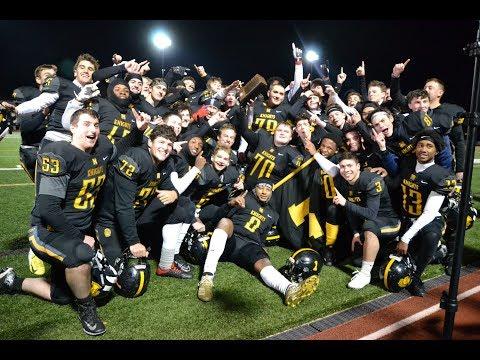 McQuaid Jesuit Knights Win Class AA Football Championship