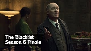"The Blacklist 6x22 ""Robert Diaz"" Season 6 Episode 22 Spoilers & Details"
