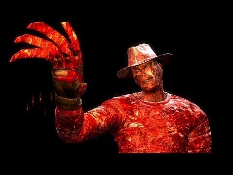 Generate Mortal Kombat Komplete Freddy Krueger Halloween Mod Images